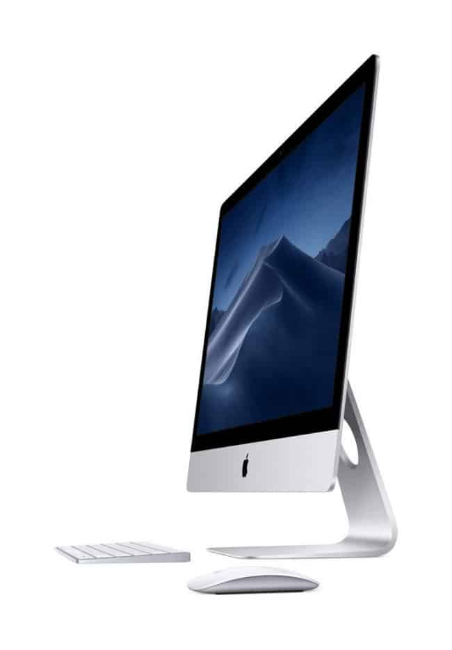 Apple iMac (27 Retina 5K display, 3.4GHz quad-core Intel Core i5, 8GB RAM, 1TB) - Silver (Latest Model)