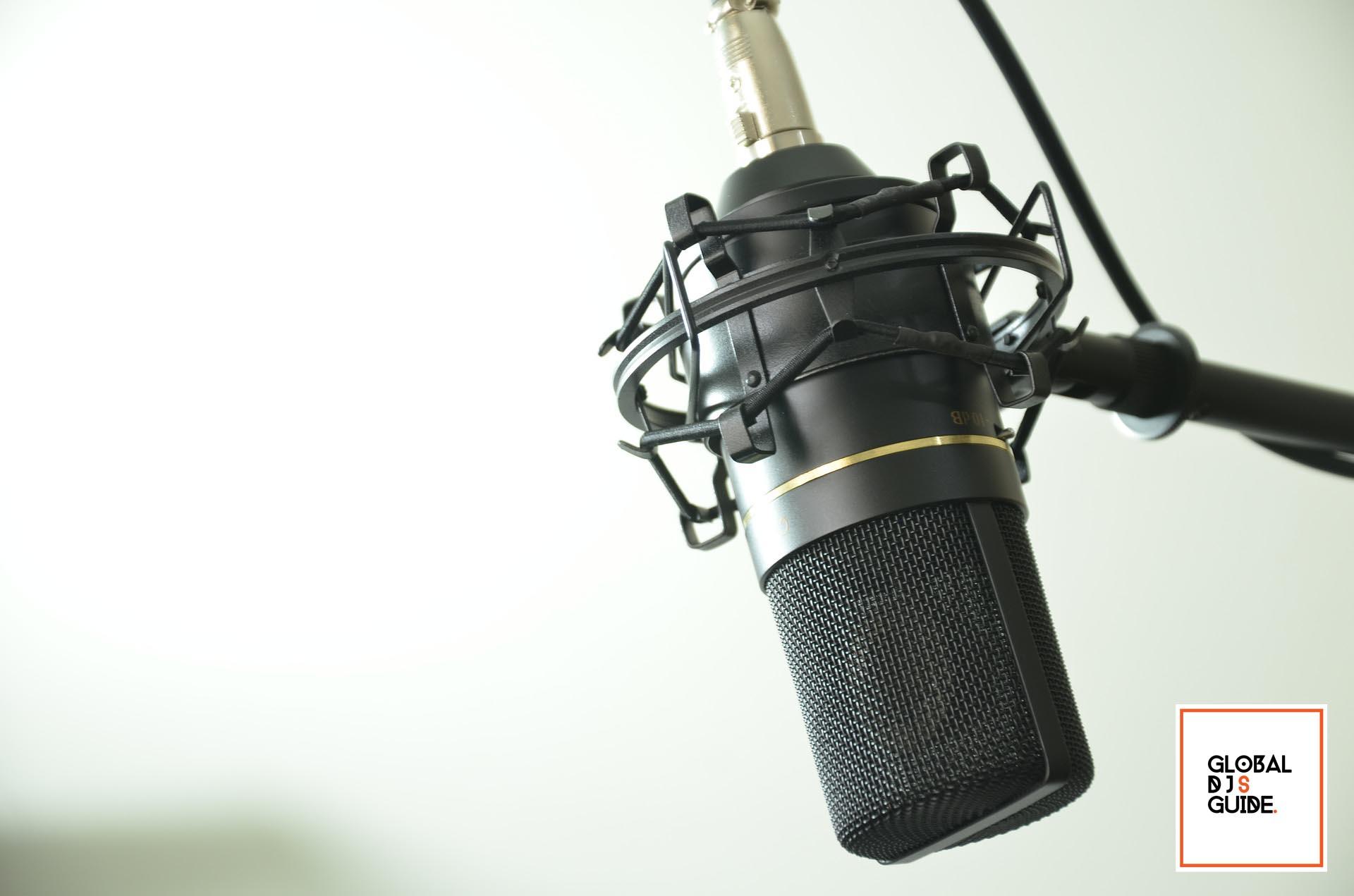 the best studio microphones under 300 globaldjsguide. Black Bedroom Furniture Sets. Home Design Ideas