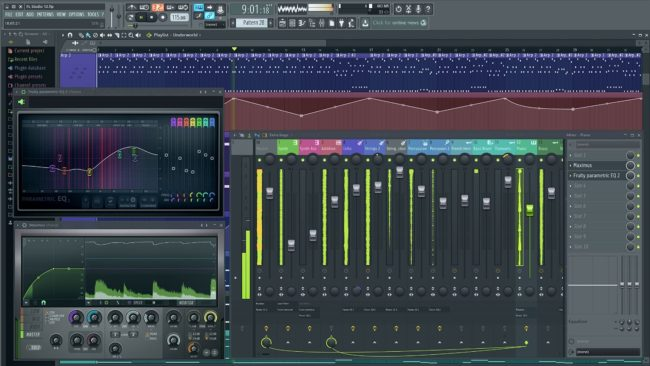 best daw software image-line-fl-studio-12