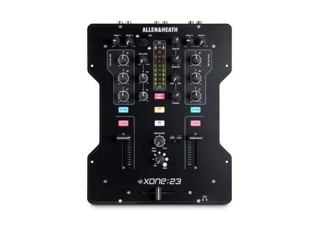 best dj mixer Allen&Heath XONE 23
