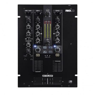 bets dj mixer RELOOP RMX 22I