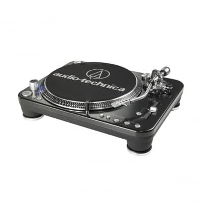 Best dj turntables AUDIO TECHNICA LP1240