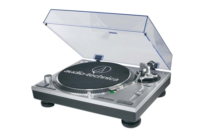 Best dj turntables Audio-Technica AT-LP120