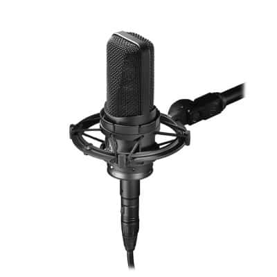 the best studio recording microphones Audio Technica AT4050