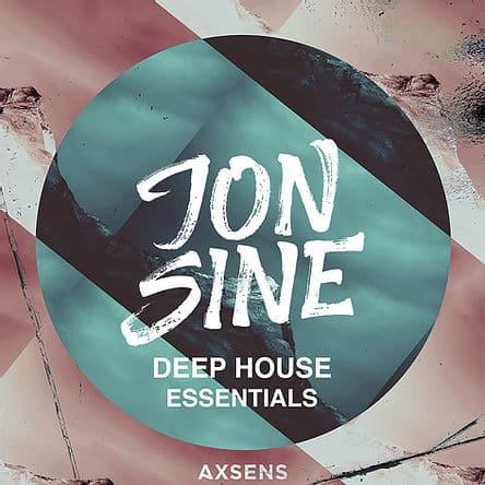 Free Deep House Sample Pack - Jon Sine_j