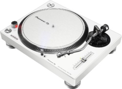 Best dj turntables PIONEER PLX 500 WHITE