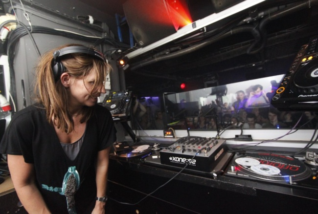 best female dj anja schneider