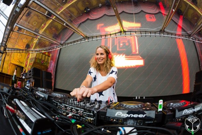 best female dj monika kruse