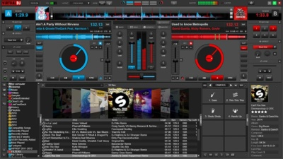 virtual dj - best dj software
