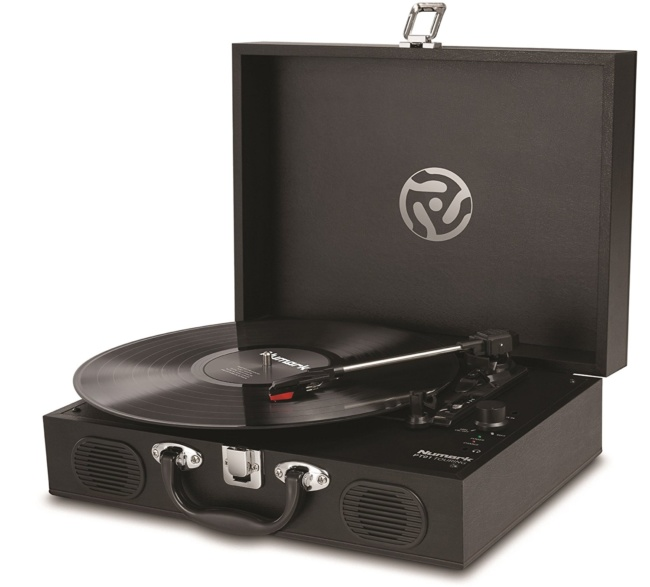 Numark PT01 Touring USB Turntable