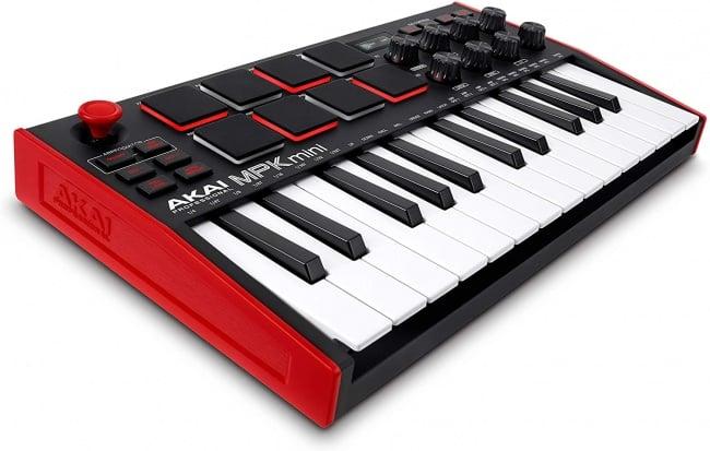 AKAI Professional MPK Mini MK3 - 25 Key USB MIDI Keyboard