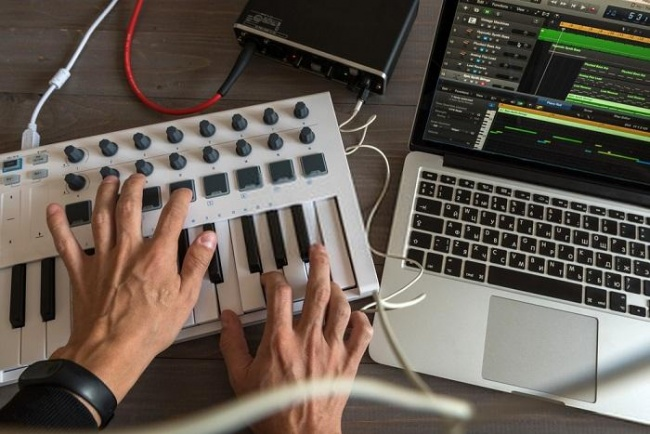 arturia usb midi keyboard pad