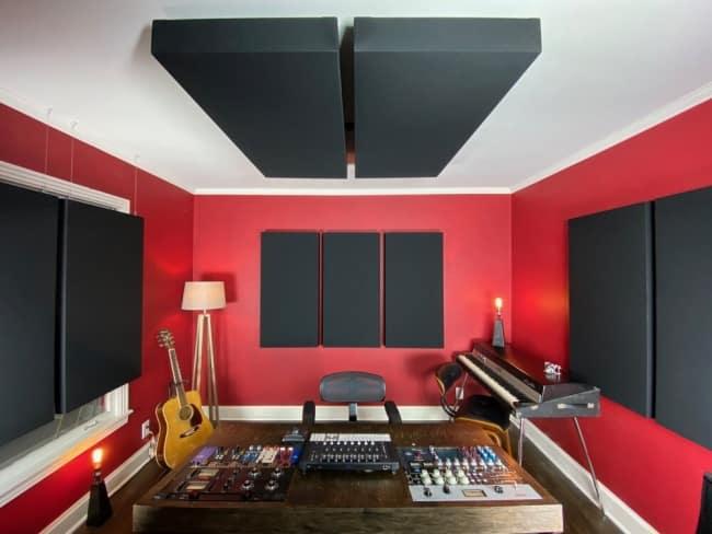 room kit for sound treatment