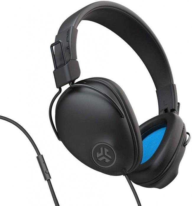 JLab Studio Pro Over-Ear Headphones | Wired Headphones