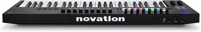 Novation Launchkey 49 [MK3] MIDI Keyboard Controller for Ableton Live backside ports