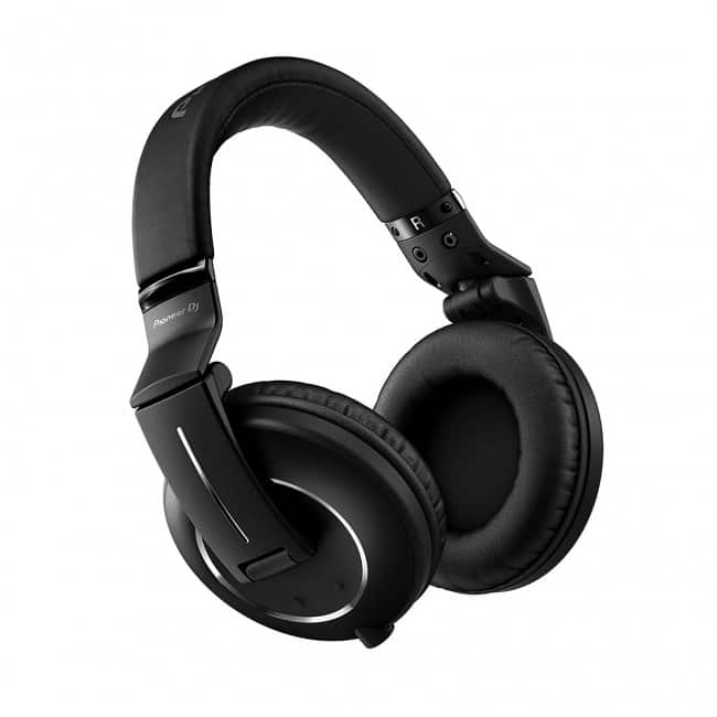 Pioneer DJ DJ Headphone Black HDJ-2000MK2-K
