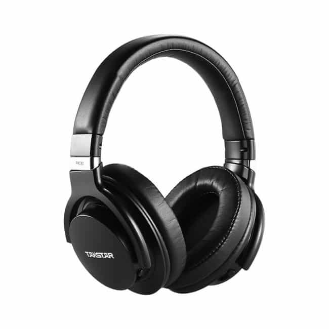 ammoon TAKSTAR PRO 82 Professional Studio Dynamic Monitor Headphone Headset Over-ear for Recording Monitoring Music Appreciation