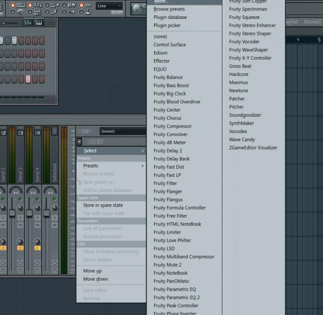 FL studio plugins