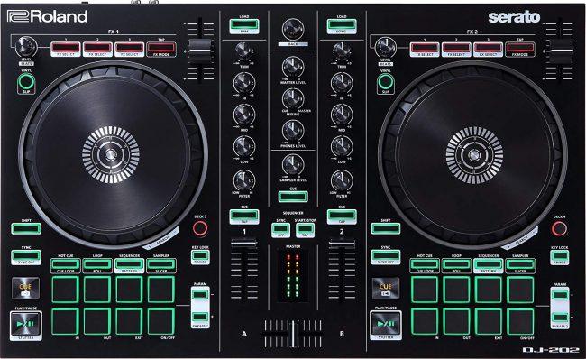 Roland Serato DJ Controller