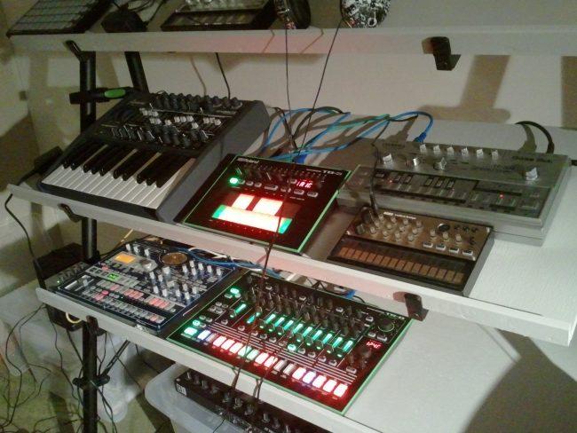 music production tips - studio equipment