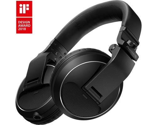 Pioneer Pro DJ Black (HDJ-X5-K Professional DJ Headphone)
