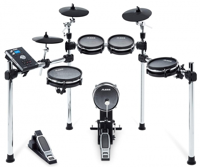 Alesis Command Mesh Kit-8-Piece Electronic Drum Kit
