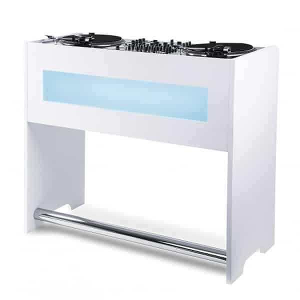 GLORIOUS GIGBAR DJ TABLE – WHITE