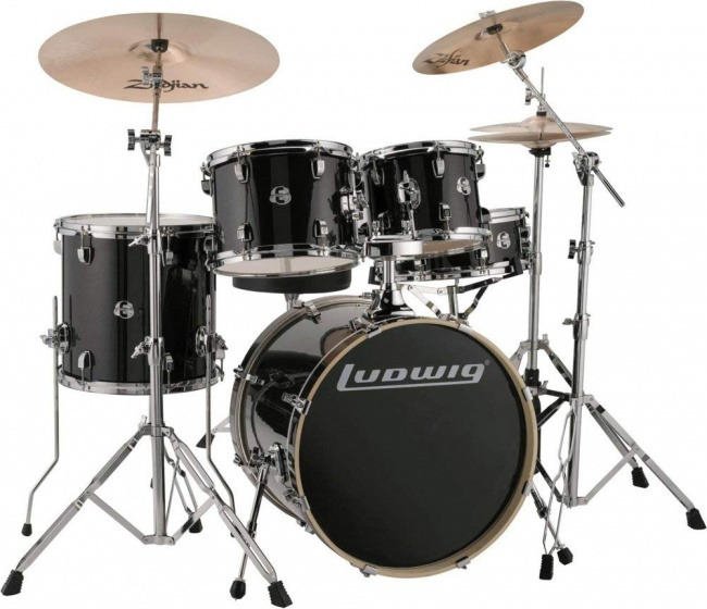 Ludwig Drum Set (LCE)