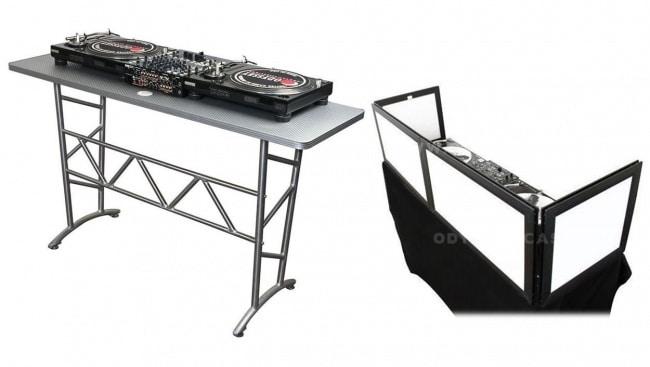 Odyssey ATT DJ Table