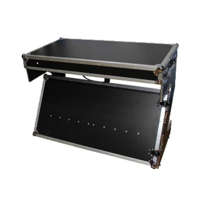 Pro X Z Style Standard DJ Table Flight Case