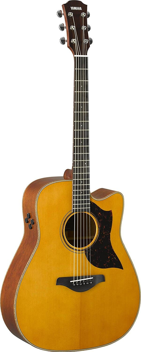 Yamaha 6 String Series A3M Cutaway Acoustic-Electric Guitar