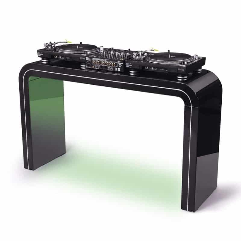 9 DJ Desk Ideas for your DJ Setup
