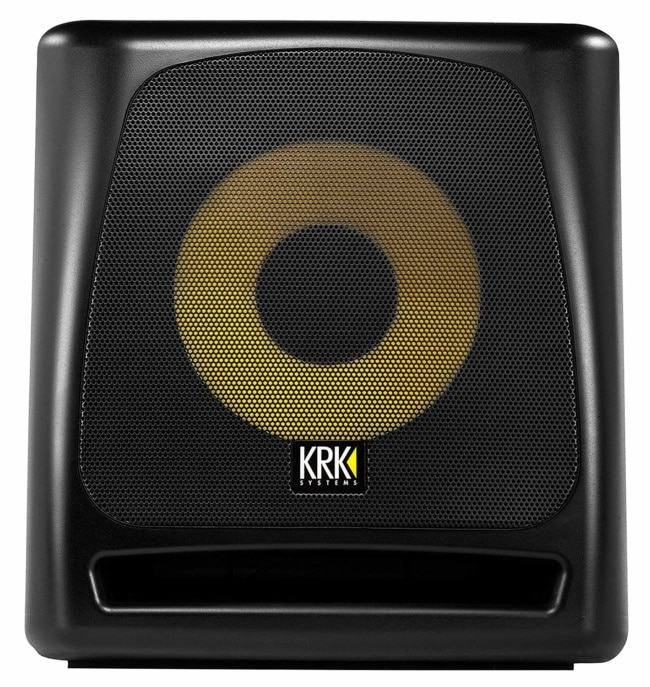 KRK 10S2 V2 10 160 Watt Powered Studio Subwoofer