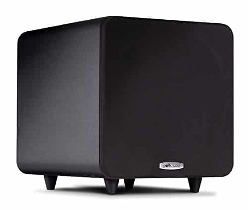 Polk Audio PSW111 Compact Powered 8 Subwoofer