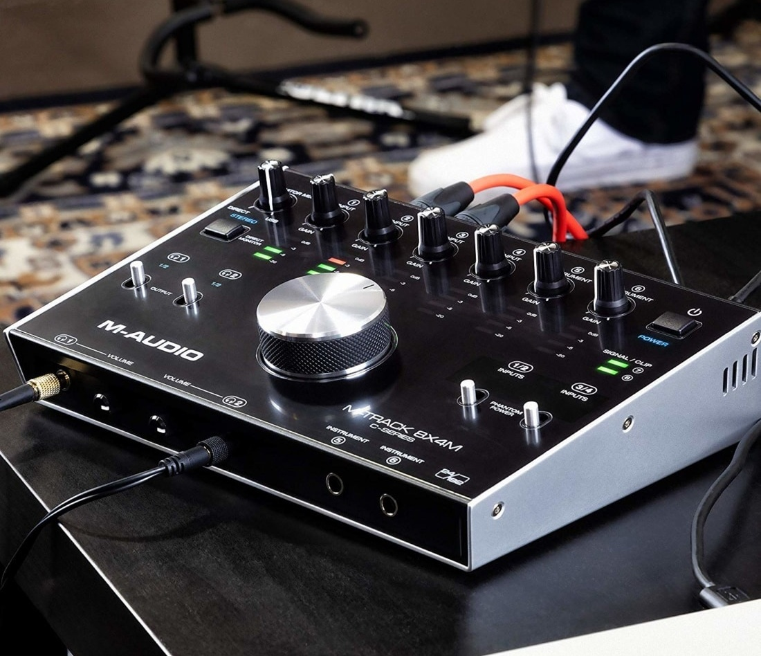 The Best USB Audio Interface [2020 Reviews]