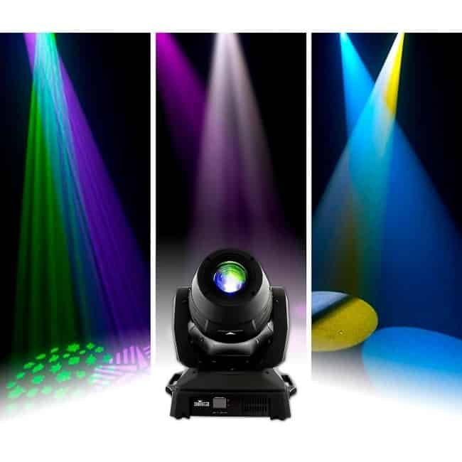 CHAUVET DJ Intimidator Spot 155, BLACK (INTIMSPOT155) 2