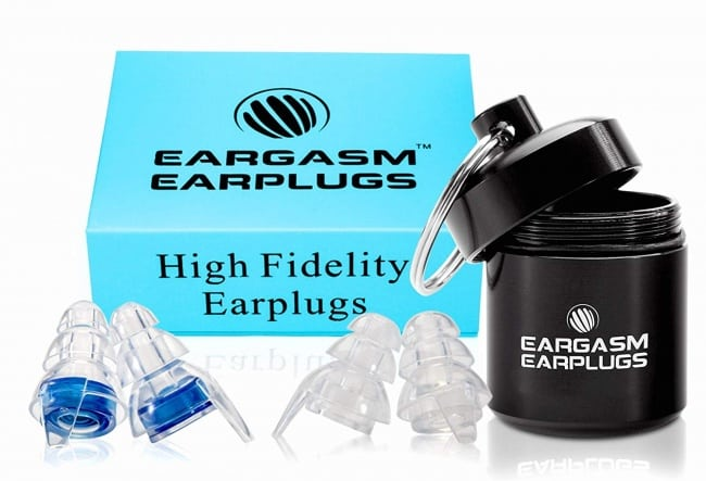 Eargasm High Fidelity Earplugs for Concerts Musicians Motorcycles Noise Sensitivity Conditions and More