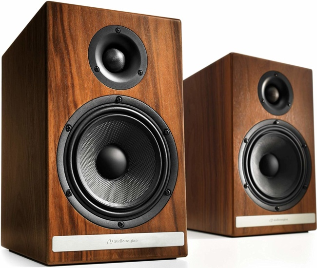 Audioengine HDP6 150W Passive Bookshelf Speakers