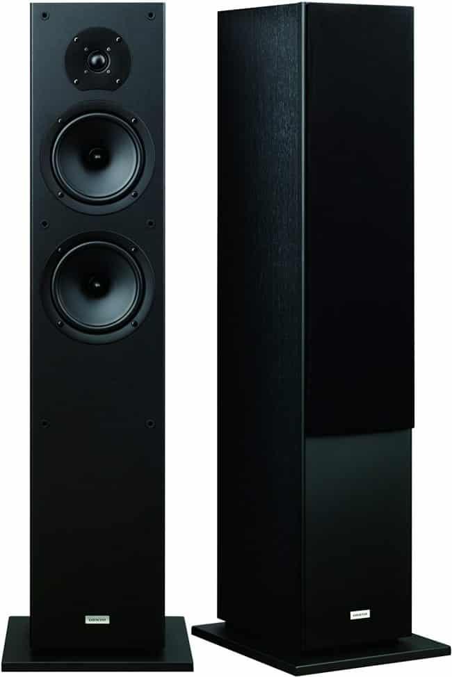 Onkyo SKF-4800 2-Way Bass Reflex Floor-standing Speakers