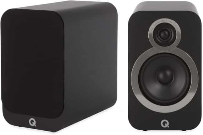 Q Acoustics 3020i Bookshelf Speaker Pair