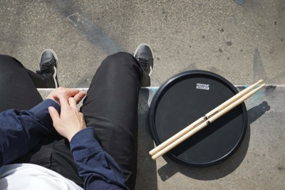 Movement Drum Co. - The 12-inch Double Sided Practice Pad