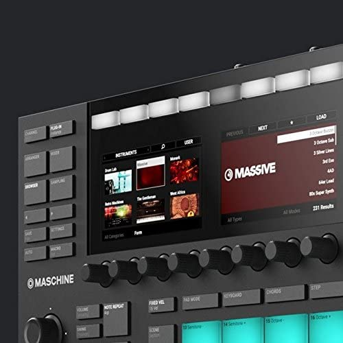 Native Instruments Maschine Mk3 Review 3