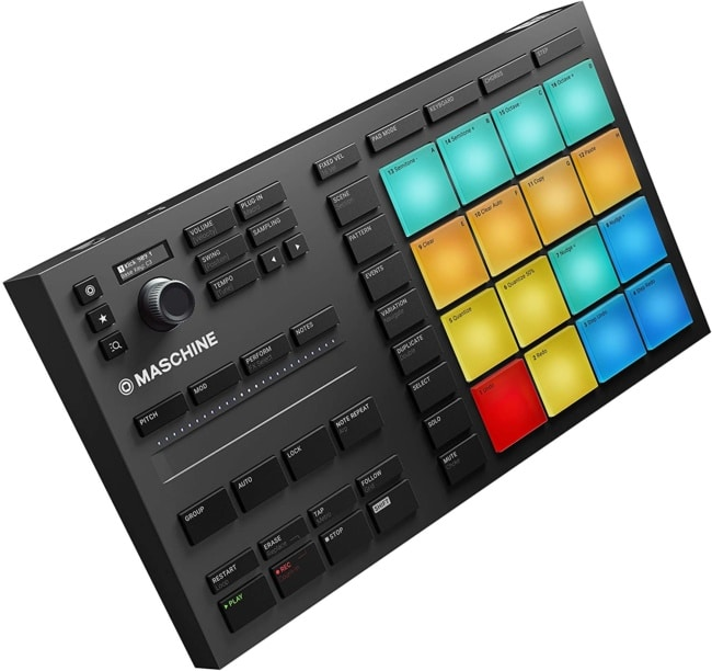 Native Instruments Maschine mk3 vs Mikro