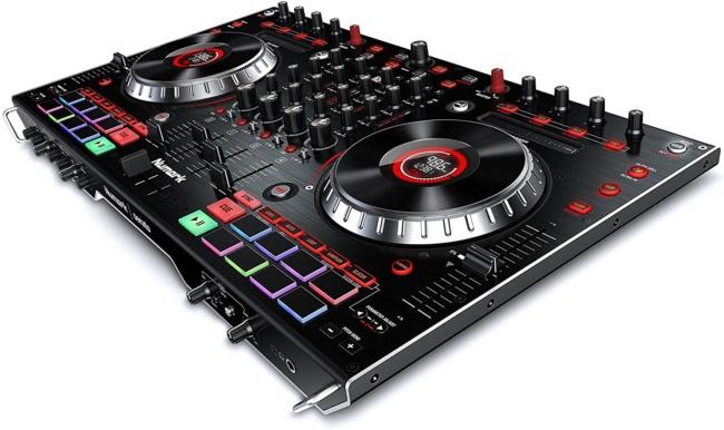 Numark NS6II | 4-Channel DJ Controller For Serato DJ review