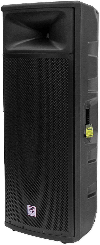 Rockville Pair Dual 15 2000w Powered DJ Speaker System RPG225K review