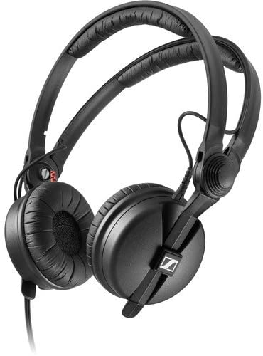 Sennheiser HD 25 Plus DJ Headphone Review – The no.1 Choice of professional DJs
