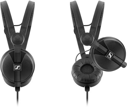 Sennheiser HD 25 Plus DJ Headphone side view