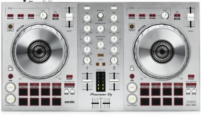 pioneer DJ SB3 SILVER