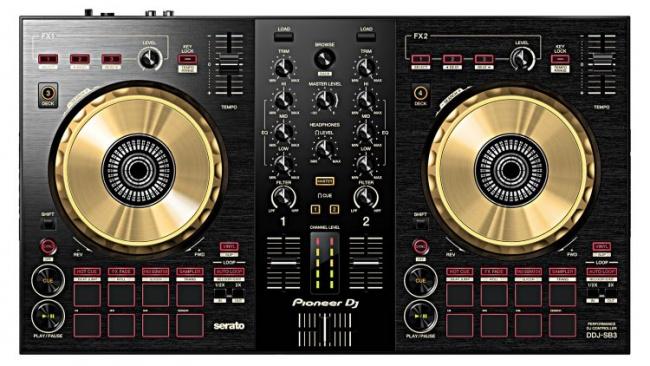 pioneer DJ SB3 gold