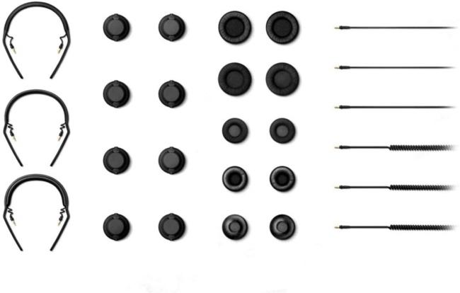 AIAIAI TMA-2 Modular DJ preset Headphones parts